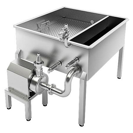 Система рециркуляции холодной воды LF-CW